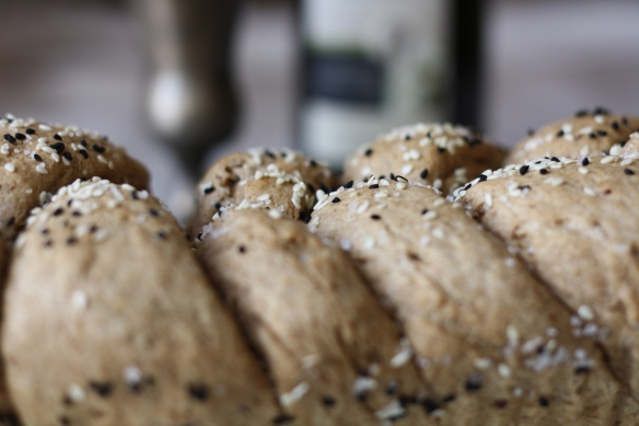 Sweet Challah Bread | The Graceful Kitchen