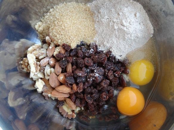 5 ingredients, one bowl