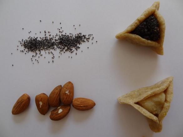 Marzipan, Poppy seed