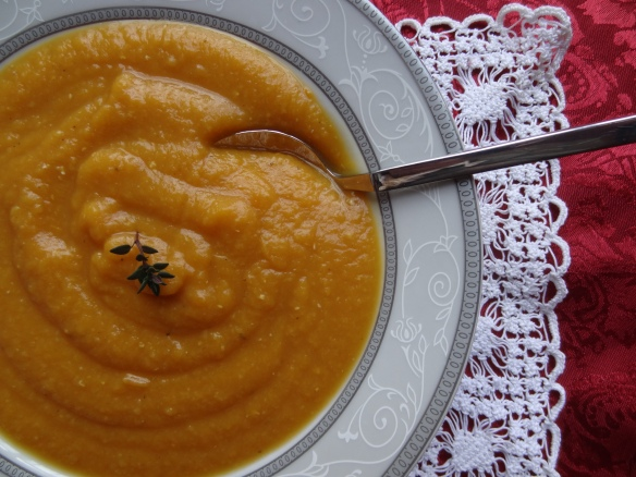 """Orange"" Soup"