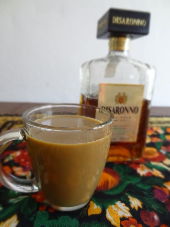 Coffee-Amaretto