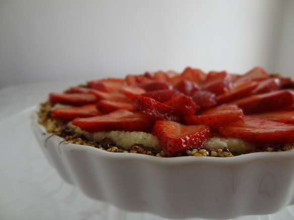 Gluten-Free Passover Tart