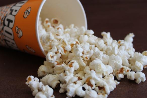 Popcorn Spill!