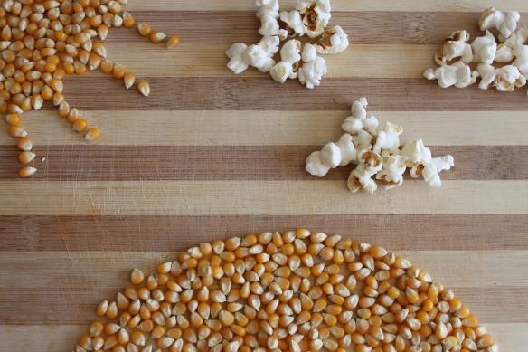 Popcorn Landscape