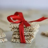 Easiest Honey-Roasted Sesame Cookies
